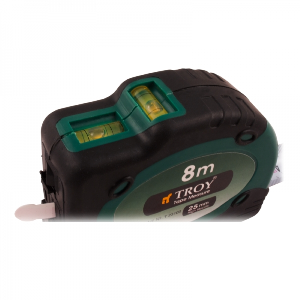 Ruleta cu laser Troy T23100, 8 m x 25 mm [4]