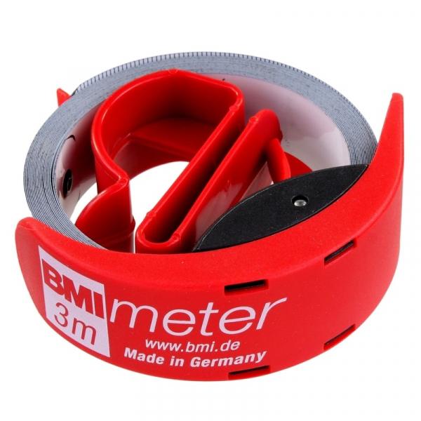 Ruleta BMI BMI429341020, 3 m x 16 mm casaidea.ro
