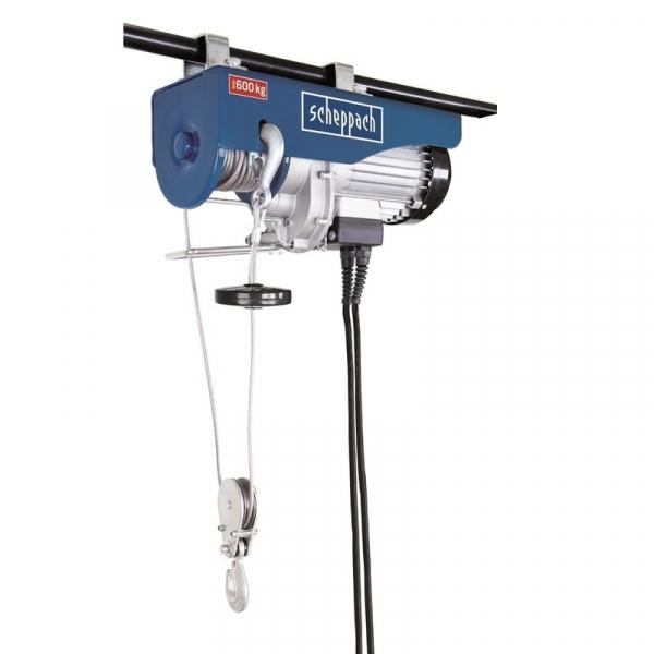 Scripete electric HRS600 Scheppach SCH5906903901, 1050 W, 600 Kg( 510815)