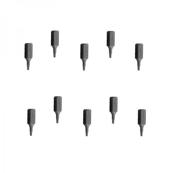 Set de biti torx Mannesmann M20200, T10, 25 mm, 10 bucati casaidea.ro