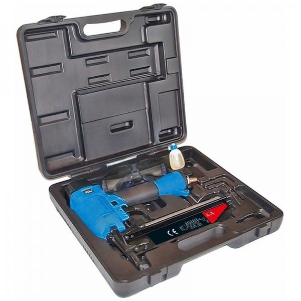 Pistol pneumatic pentru cuie Guede GUDE40205, 20-64 mm, set 6 bari poza casaidea 2021