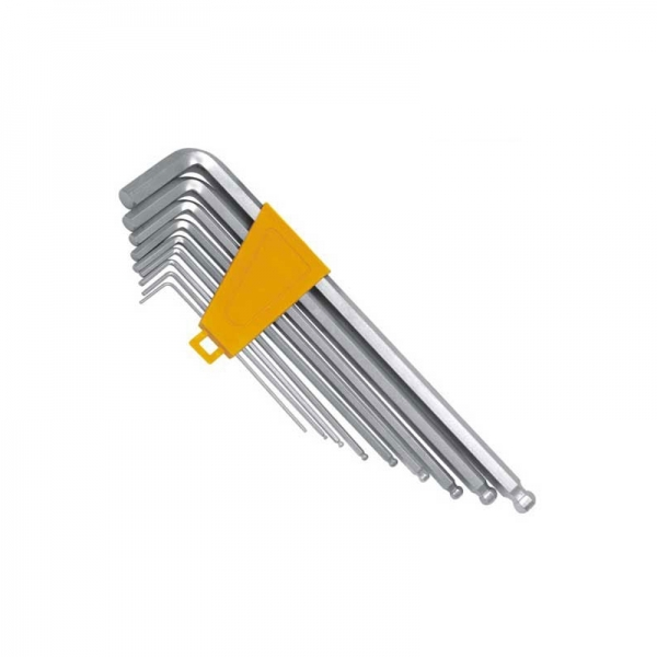Set chei imbus Hex Wert W2250, Ø 1.5 - 10 mm, 9 piese [0]