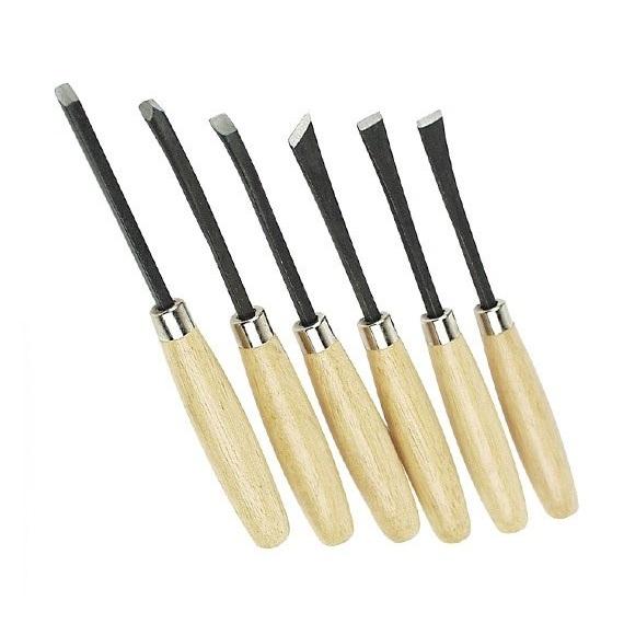 Set de dalti pentru lemn Mannesmann M690-EX160, 6 piese casaidea.ro