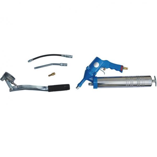 Set pompa de gresat manuala sau pneumatica Guede GUDE40053, 5 piese poza casaidea 2021