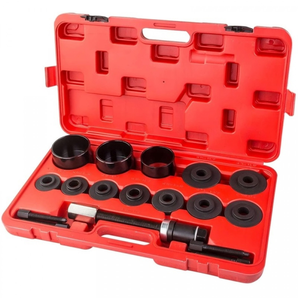 Set demontare si montare rulmenti butuci roata Dema DEMA24961, 25 piese DEMA