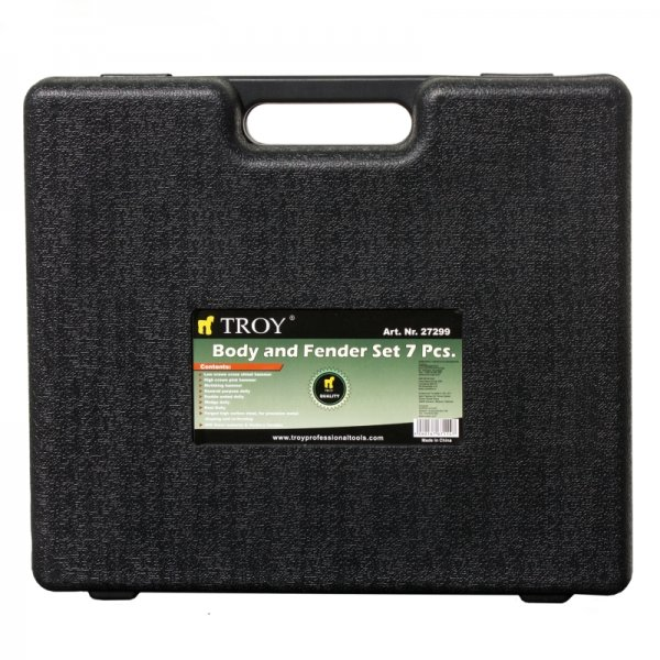 Trusa tinichigerie Troy T27299, 7 piese 5