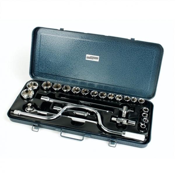 Trusa chei tubulare Mannesmann M200-6T, 24 piese casaidea.ro