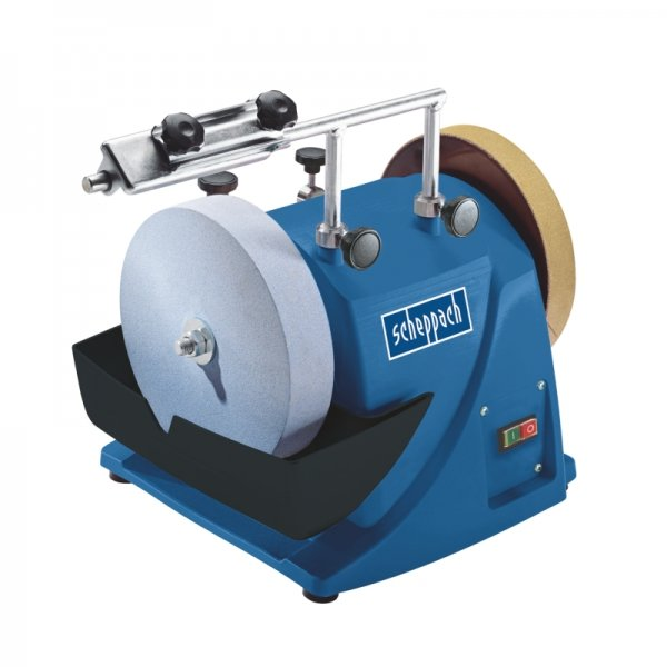 Sistem de ascutire TIGER 2000S Scheppach SCH89490916, 120 W, O200 mm casaidea.ro