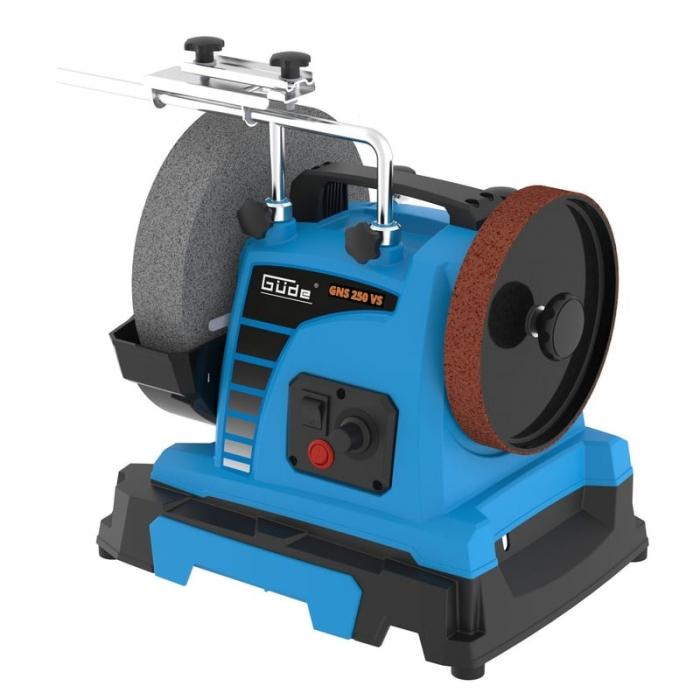 Sistem de ascutire GNS 250 VS Set Guede GUDE55227, 150 W, Ø200-250 mm [0]