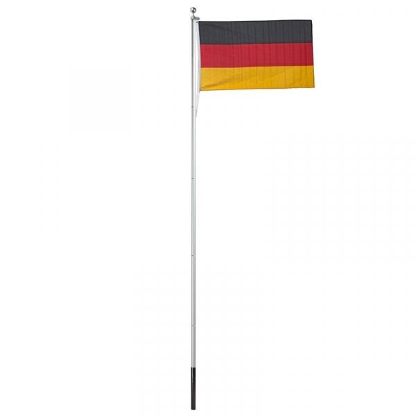Stalp pentru steag Dema DEMA94099, 6.1 metri imagine 2021 casaidea.ro