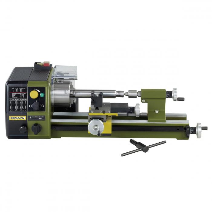 Strungul pentru metal Micromot PD 250 E Proxxon PRXN24002, 140 W, 3000 rpm casaidea.ro