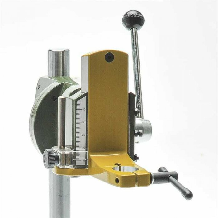 Suport masina de gaurit si frezat Micromot MB 200 Proxxon PRXN28600, Ø20 mm 7