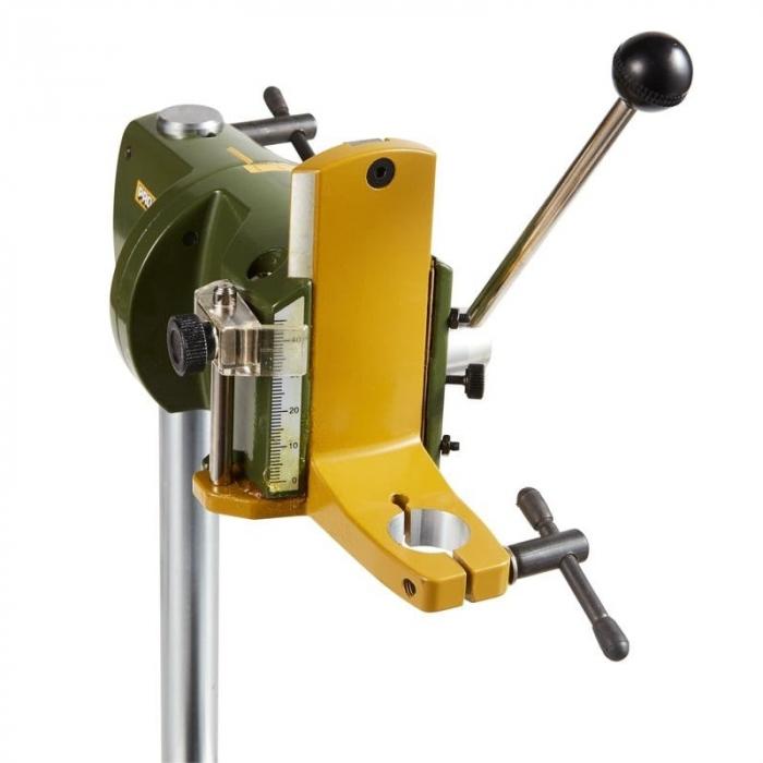 Suport masina de gaurit si frezat Micromot MB 200 Proxxon PRXN28600, Ø20 mm 12