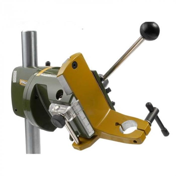 Suport masina de gaurit si frezat Micromot MB 200 Proxxon PRXN28600, Ø20 mm 8