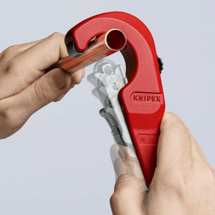 Taietor tevi Tubix Knipex KNI903102SB, Ø35 mm [6]