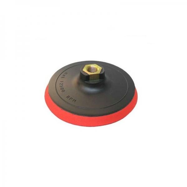 Disc suport Velcro pentru slefuit Troy T27910, Ø115 mm 0