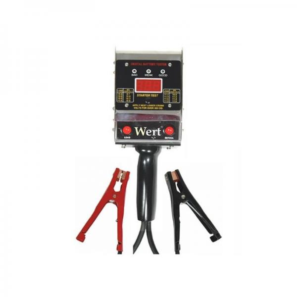 Tester digital baterii 6 12 V Wert W2658
