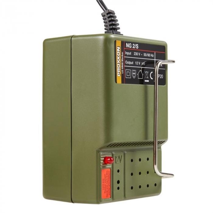 Transformator MICROMOT NG 2/S Proxxon PRXN28706, 12 V, 2 A 5