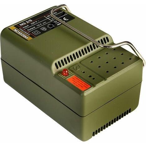Transformator MICROMOT NG 2/S Proxxon PRXN28706, 12 V, 2 A 4