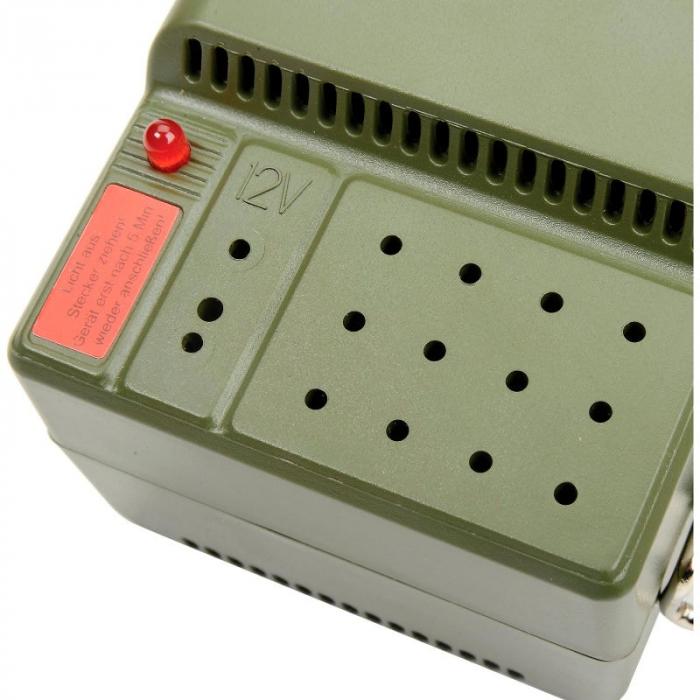 Transformator MICROMOT NG 2/S Proxxon PRXN28706, 12 V, 2 A 7
