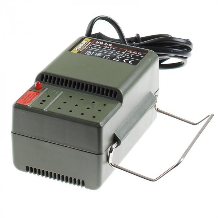 Transformator MICROMOT NG 2/S Proxxon PRXN28706, 12 V, 2 A 0