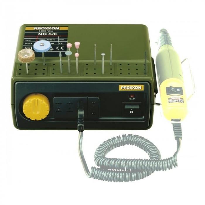 Transformator MICROMOT NG 5/E Proxxon PRXN28704, 12 V, 4.5 A 6