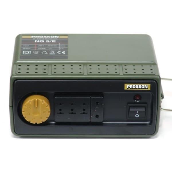 Transformator MICROMOT NG 5/E Proxxon PRXN28704, 12 V, 4.5 A 5