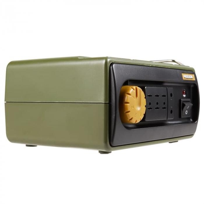 Transformator MICROMOT NG 5/E Proxxon PRXN28704, 12 V, 4.5 A 1