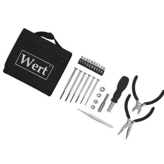 Trusa combinata Wert W2237, 25 piese casaidea.ro