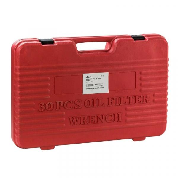 Trusa chei capace pentru filtru ulei Dema DEMA40591, 30 piese 4