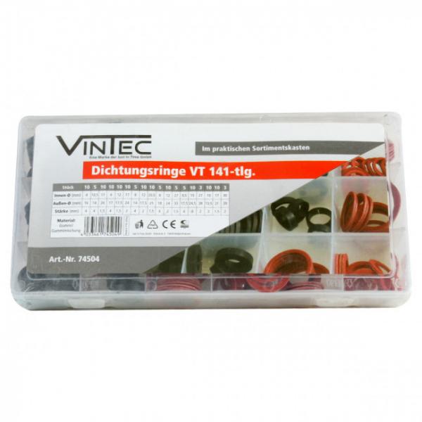 Trusa de garnituri Vintec VNTC74504, 141 piese VINTEC