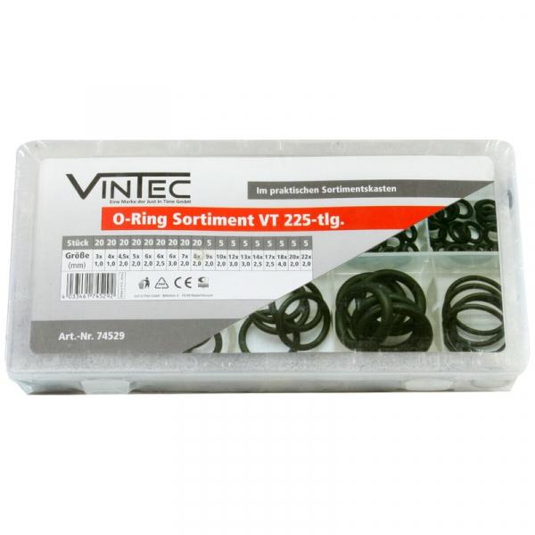 Trusa de garnituri Vintec VNTC74529, 225 piese VINTEC