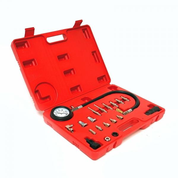 Trusa tester compresie Diesel Dema DEMA24560, 0-70 bari, 19 piese DEMA