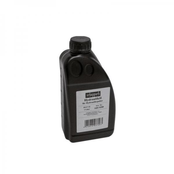 Ulei hidraulic Scheppach SCH16020280, HLP 32, 1 Litru casaidea.ro
