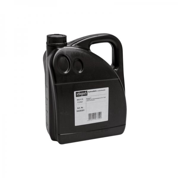 Ulei hidraulic Scheppach SCH16020281, HLP 32, 5 Litri casaidea.ro