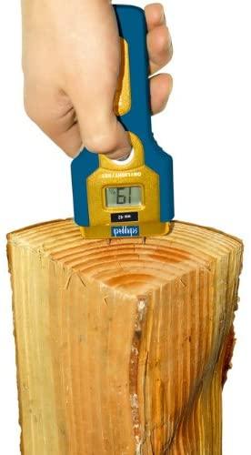 Umidometru digital pentru lemn WM 42 Scheppach SCH88001954 1