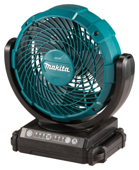 Ventilator fara acumulator Li-Ion Makita CF101DZ, 12 V, oprire automata, O180 mm casaidea.ro
