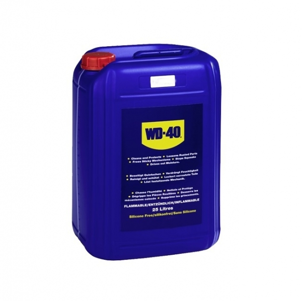 Bidon lubrifiant WD-40 WD40-25LT, 25 l imagine 2021 casaidea.ro