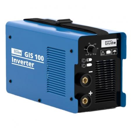 Aparat de sudura tip invertor GIS100 Guede GUDE20023, 10 - 100 A, 4.37 kVA1