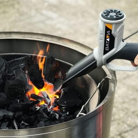 Aprinzator gratar cu acumulator 8 V Li-Ion Maxxfire BBQ Batavia BTV7062935, 600 °C1