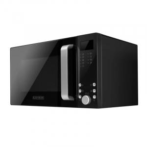 Cuptor cu microunde BXMZ900E Black & Decker B+DES9700050B, 23 l, 900 W0