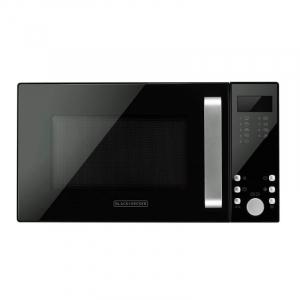 Cuptor cu microunde BXMZ900E Black & Decker B+DES9700050B, 23 l, 900 W1