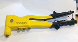 Cleste popnituri Wert W2170, 2.4-4.8 mm1