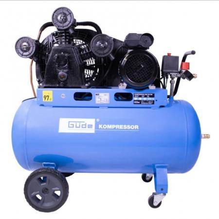 Compresor 550/10/100 Guede GUDE50130, 2200 W, 100 l, 10 bari [1]
