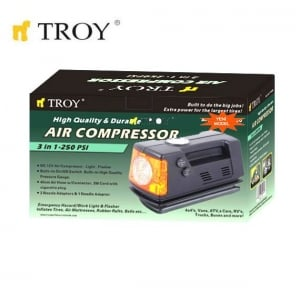 Compresor auto Troy T18250, 12 V, 250 Psi1