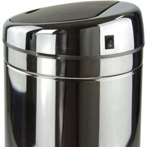 Cos de gunoi cu senzor Dema DEMA15122, 18 litri4