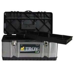 Cutie de scule metalica Troy T91016, 39x17x17 cm [0]