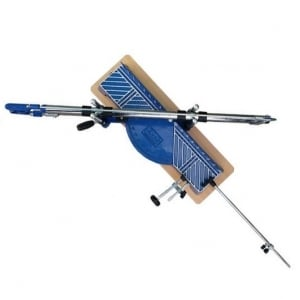 Fierastrau de precizie cu suport de taiere in unghi Troy T25002, 550x45 mm1