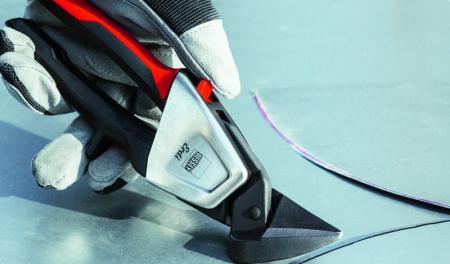 Foarferca de taiat tabla, taiere pe dreapta Bessey BESD39ASS, 230 mm [3]