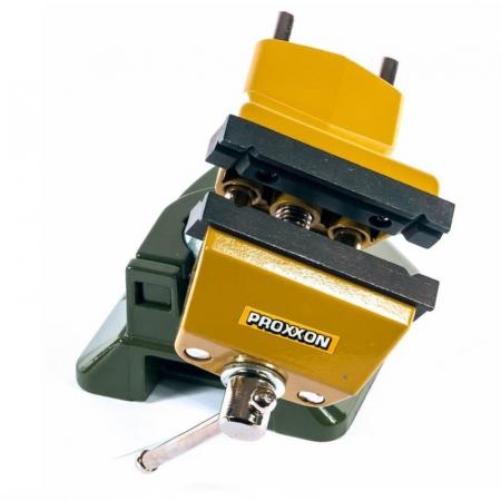 Menghina rotativa 360º cu fixare pe banc FMZ Proxxon PRXN28608, 70 mm9